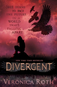 divergent uk cover